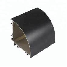 Powder coating aluminium corner profile for window