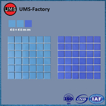 China New Product for Swimming Pool Tiles 48mm pool tiles mosaic decorative export to Japan Suppliers