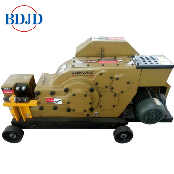 Electric Rebar Cutting Machine for Construction Steel Rebar Machinery Rob Cutting Cutter Machine