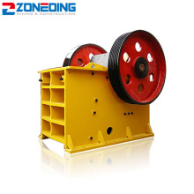 5-22 t/h Small PE Jaw Crusher Machine