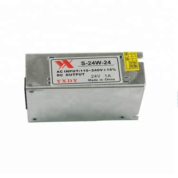 24V 1A Power Supply 24W Adapter In Shenzhen