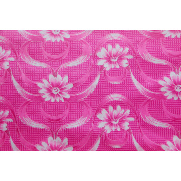 Polyester Pigment Print Fabric for bedding set