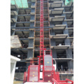 2t Double Single Cage SC200/200 Construction Hoist Elevator