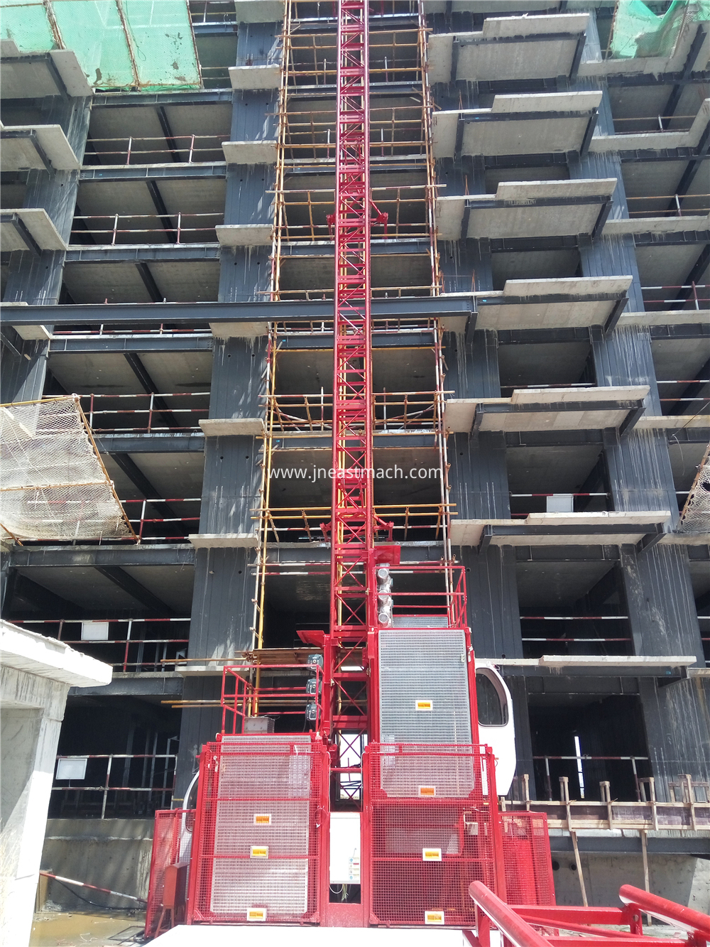 Dubai Construction Elevator Manufacturer
