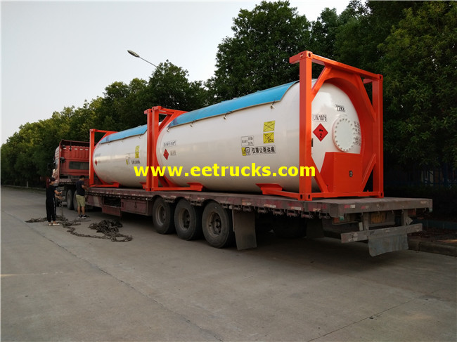 40feet LPG Tank Container