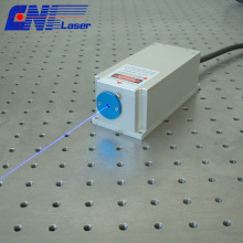 10 Years manufacturer for Ultra Compact Laser Module 400mw 473nm small size DPSS laser for measurement supply to United States Minor Outlying Islands Manufacturer
