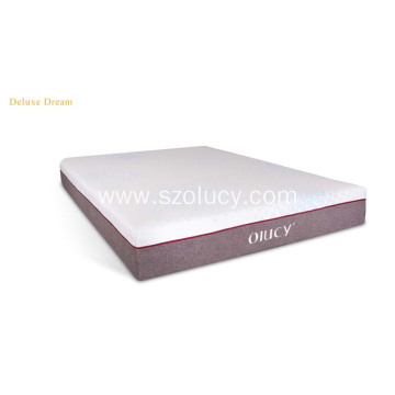 Cool gel infuse foam mattress