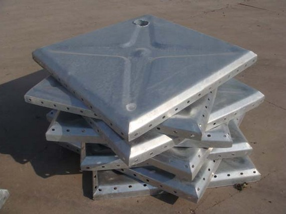 Fire Rated Galvanized Iron Tank