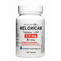 meloxicam with food