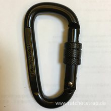 PriceList for for Stainless Steel Carabiner Climbing Carabiner For Hammock Tree Straps 23KN supply to Germany Importers