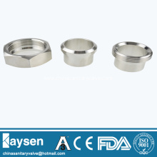 DS Sanitary unions short male pipe fittings