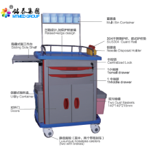 Medical equipment anesthetic vehicles cart