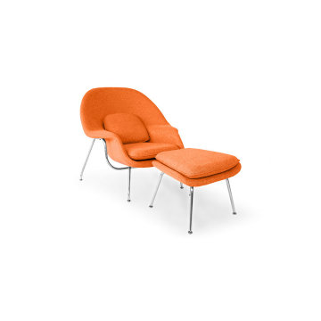 Womb chair Modern designer lounge chair