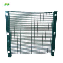 Factory galvanized anti-climbing security wire mesh fence