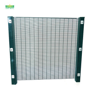 Anti climb 358 fence panels