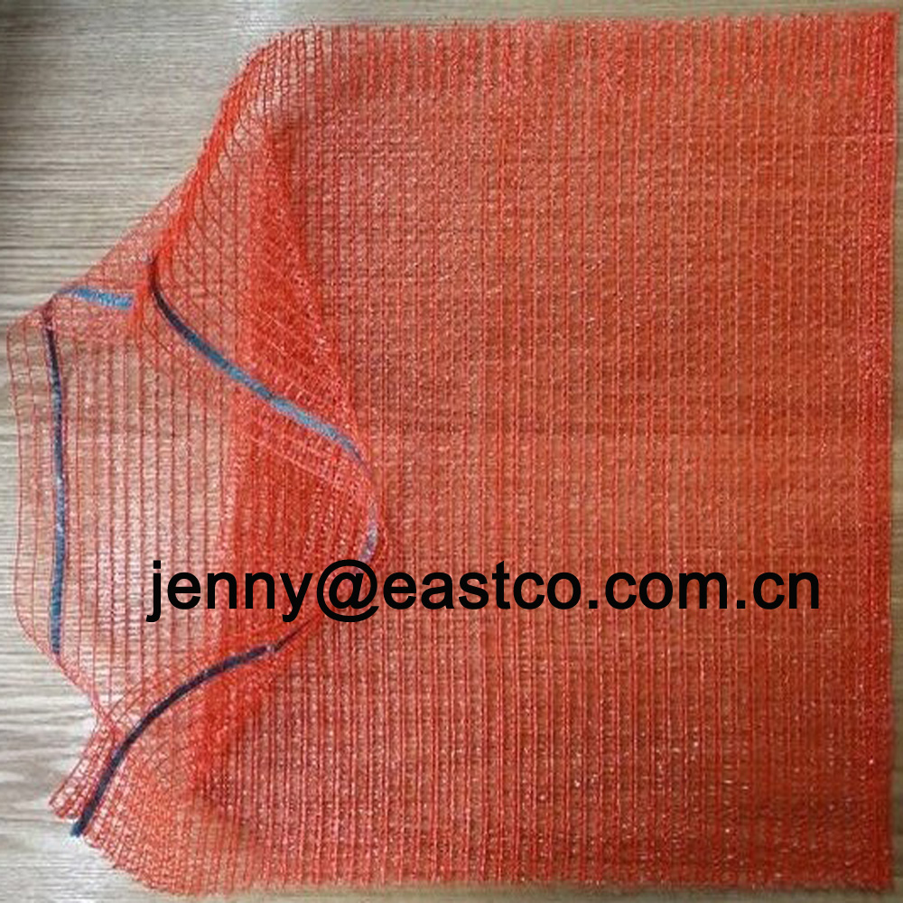 Cheap Firewood Mesh Net Bag Sack
