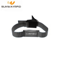13.56Mhz RFID Adjustable Nylon Bracelet Wristband