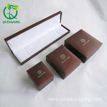 Professional Production Cardboard Jewellery Box