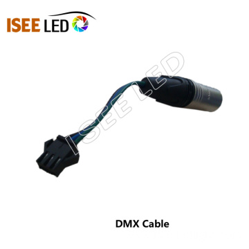 RJ45 to 3 pin XLR DMX Cable