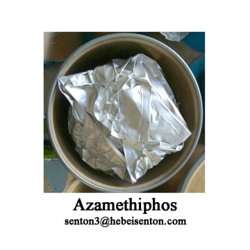 Factory source manufacturing for China Pesticide Intermediate, Industrial Grade Pesticide Intermediate, Cheap Pesticide Intermediate Manufacturer and Supplier Spiders Sea lice Cockroaches Azamethiphos export to United States Suppliers