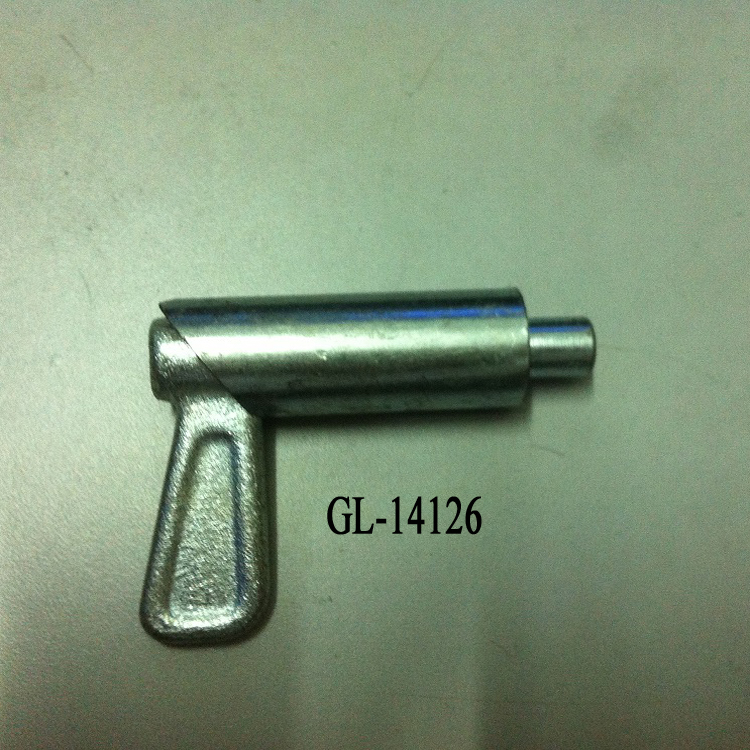 Spring Loaded Latch Shoot Bolt
