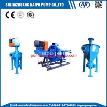 vertical frothy slurry pump