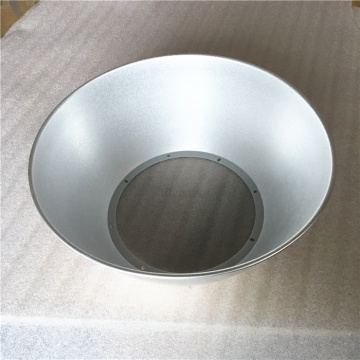 Aluminium High Bay Light Spining Lampshade