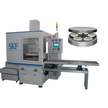 Nickel parts surface grinding and lapping machine