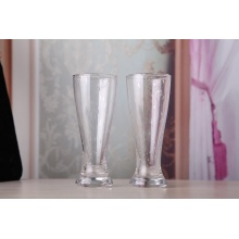 Bubble Pilsner beer glasses