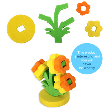 DIY craft toy eva foam promotion gift