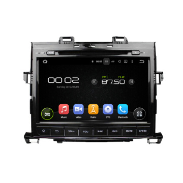 Andriod Car DVD Per Toyota Alphard 2007-2013 Player