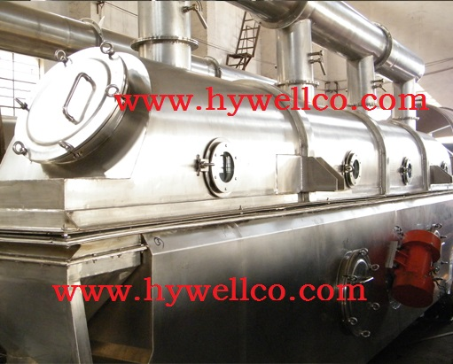 BreadCrumb Granular Dryer Line