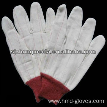 Canvas Working Docker Cotton Gloves
