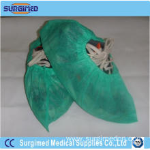 Disposable Blue Color PP/Non-woven Shoe Cover