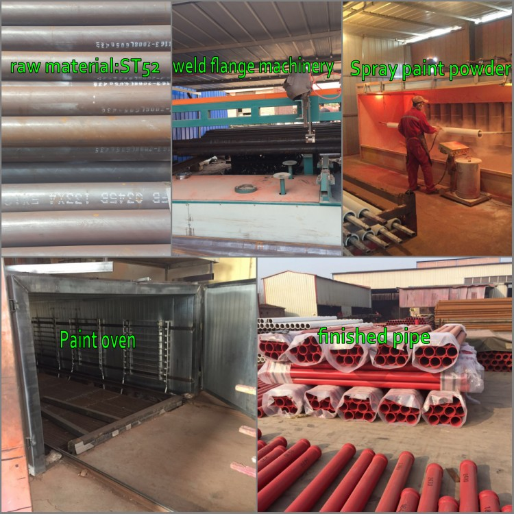 HBYM PIPE FACTORY