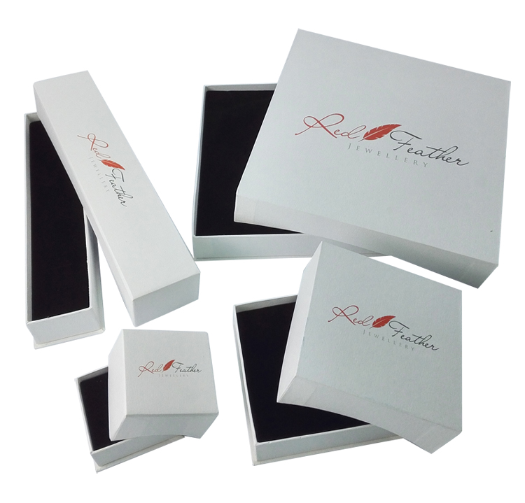 Custom Logo Jewelry Bracelet Paper Box