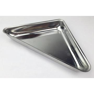 Triangle cake grill pan