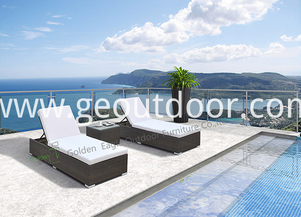 garden sun lounger set