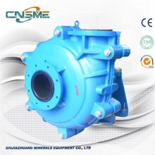 Process Chemical Rubber Slurry Pump