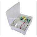 Plastic Box Power Supply 12V3A For CCTV Camera
