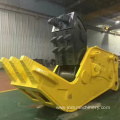 Excavator attachments hydraulic shear