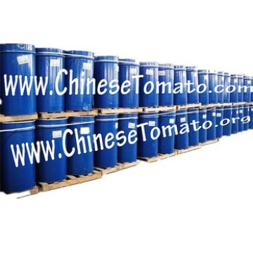 Concentrated tomato paste in drum