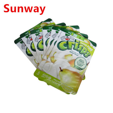 Plastic Food Packaging Bags