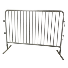 2018 New Design Canada Pre-galvanized Temporary Fence