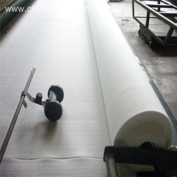 Anti-UV 250g/m2 Nonwoven Needle Punched Civil Work Textiles