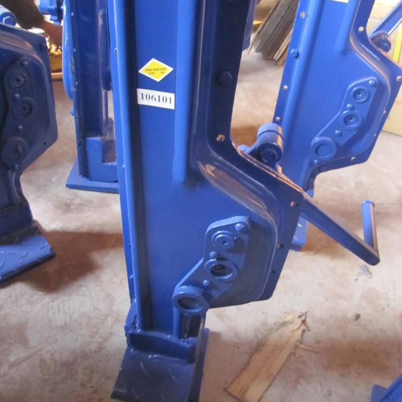 10 ton rack mechanical jack