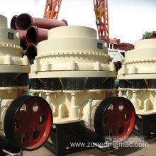 Leading for Hydraulic Cone Crusher 75kw Mining Equipment Symons Cone Crusher Price export to Mauritius Factory