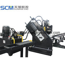 Best Quality for Flat Bar Punching Machine,Flat Plate Punching Machine,Flat Bar Shearing Machine Manufacturers and Suppliers in China Flat Bar Channels Punching Marking Shearing Machine export to Italy Manufacturers