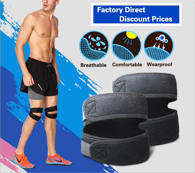 Easy to Wear Knee Brace