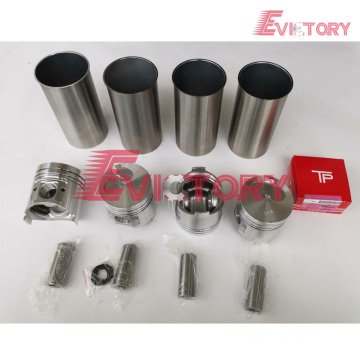 YANMAR 4D98E rebuild overhaul kit gasket bearing piston
